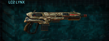 Indar dunes carbine lc2 lynx