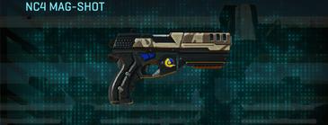 Indar scrub pistol nc4 mag-shot