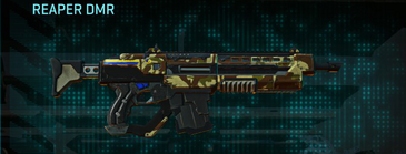 India scrub assault rifle reaper dmr