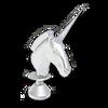 Unicorn Hood Ornament