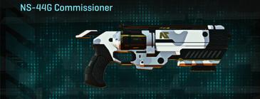 Esamir ice pistol ns-44g commissioner