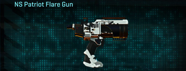 Forest greyscale pistol ns patriot flare gun