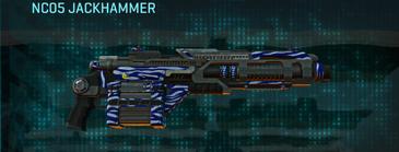 Nc zebra heavy gun nc05 jackhammer