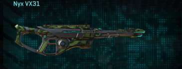 Amerish forest scout rifle nyx vx31