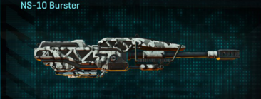Forest greyscale max ns-10 burster