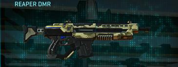 Palm assault rifle reaper dmr
