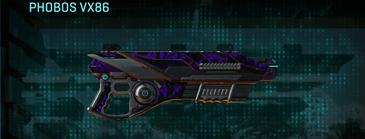 Vs loyal soldier shotgun phobos vx86