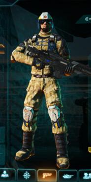 Nc sandy scrub combat medic