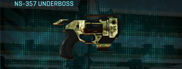Palm pistol ns-357 underboss