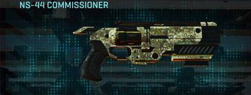 Pine forest pistol ns-44 commissioner