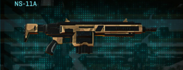 Indar plateau assault rifle ns-11a