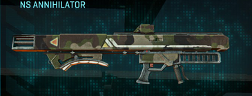 Woodland rocket launcher ns annihilator