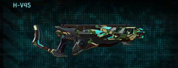 African forest assault rifle h-v45
