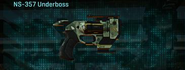 Amerish brush pistol ns-357 underboss