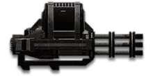 M2 Mutilator (Left)