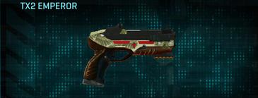 Palm pistol tx2 emperor