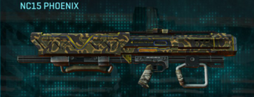 Indar highlands v1 rocket launcher nc15 phoenix
