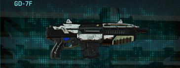 Rocky tundra carbine gd-7f