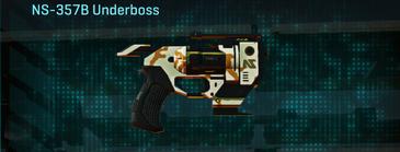 California scrub pistol ns-357b underboss