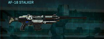 Rocky tundra scout rifle af-18 stalker