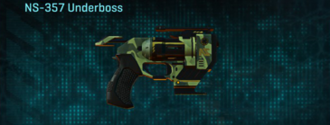 Amerish forest pistol ns-357 underboss