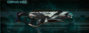 Rocky tundra assault rifle corvus va55