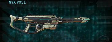 Indar dry ocean scout rifle nyx vx31