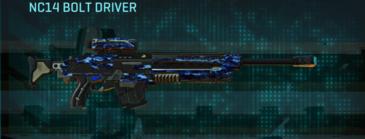 Nc digital sniper rifle nc14 bolt driver