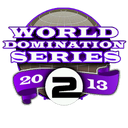 World Domination Series VS Decal