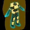 Nc Hard Light armor Medic icon