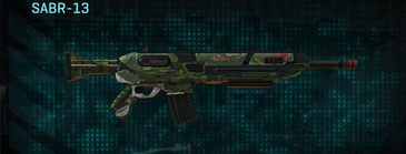 Amerish leaf assault rifle sabr-13