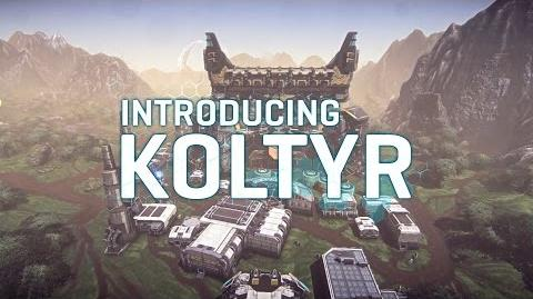 Welcome to Koltyr - Training Continent PlanetSide 2 Official Video