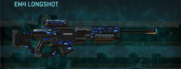 Nc digital sniper rifle em4 longshot