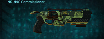 Amerish forest pistol ns-44g commissioner
