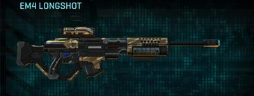 Indar dunes sniper rifle em4 longshot