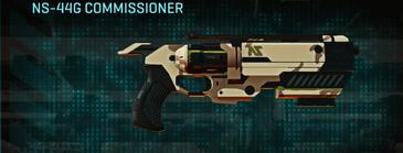 Indar scrub pistol ns-44g commissioner