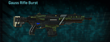 Amerish forest v2 assault rifle gauss rifle burst