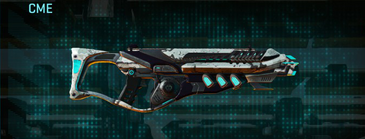 Rocky tundra assault rifle cme