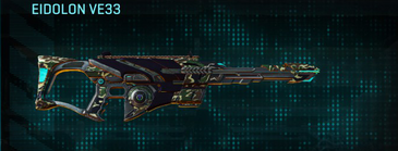 Scrub forest battle rifle eidolon ve33