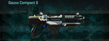 Esamir ice carbine gauss compact s
