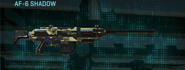Palm scout rifle af-6 shadow