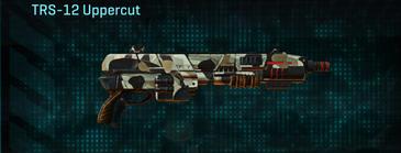Desert scrub v1 shotgun trs-12 uppercut