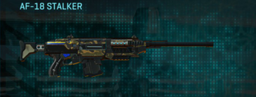 Indar highlands v1 scout rifle af-18 stalker