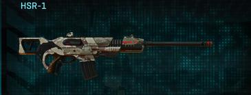 Desert scrub v2 scout rifle hsr-1