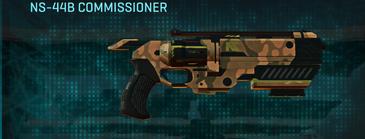 Indar rock pistol ns-44b commissioner