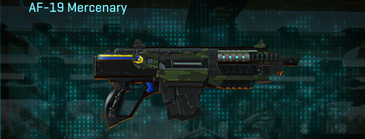 Amerish leaf carbine af-19 mercenary