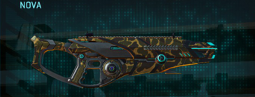 Indar highlands v1 shotgun nova
