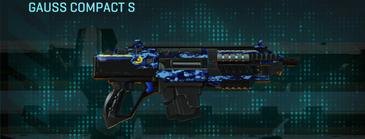 Nc digital carbine gauss compact s