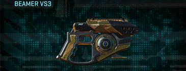 Indar dunes pistol beamer vs3