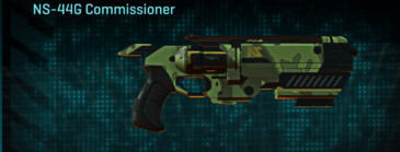Amerish forest v2 pistol ns-44g commissioner